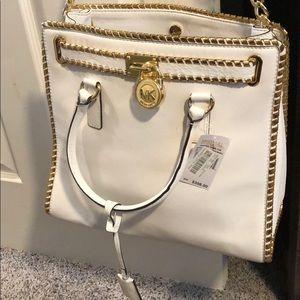 Whipped Hamilton handbag